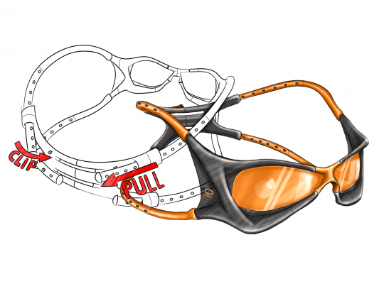 Oakley Track Eye