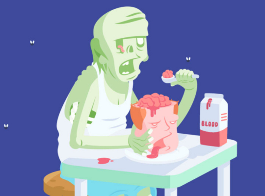 Zombie Breakfast